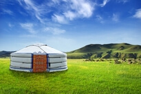 Cottages Yurt
